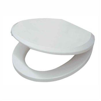 Assento Sanitário Plástico Aspen Ap75 Ébano - Ref. AP.75.95 - DECA