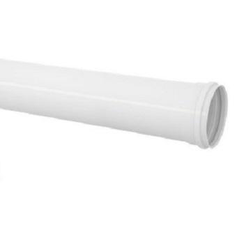 Tubo de Esgoto PVC 75mm 3m - Ref. 11030750 - TIGRE
