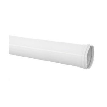 Tubo de Esgoto PVC 100mm 3m - Ref. 11031005 - TIGRE