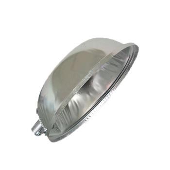 Luminária Alumínio 25mm Espelhada Oval Aberta E27 - Ref. LM-201 - LEVILUX