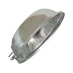 Luminária Alumínio 25mm Oval Aberta E40 - Ref. LM-204 - LEVILUX