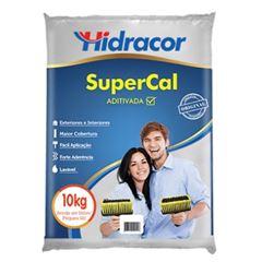 Cal Hidratado Saco com 10kg Supercal - Ref. 626300067 - HIDRACOR