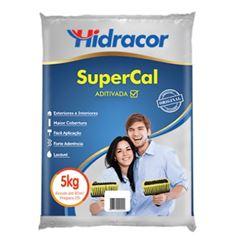 Cal Hidratado Saco com 5kg Supercal - Ref. 626300079 - HIDRACOR