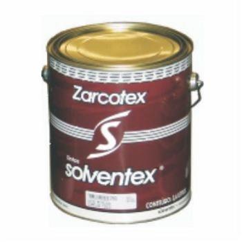 Zarcão Galão 3,6 Litros Zarcotex Preto - Ref.969GL - SOLVENTEX