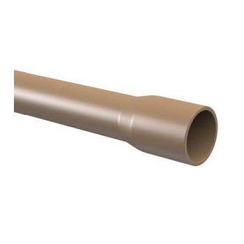 Tubo Soldável PVC 20mm 3m CL15 - Ref. 10121744 - TIGRE