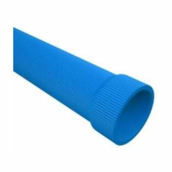Tubo Geotigre PVC Diâmetro Nominal de 150mm Leve 4m - Ref.15260327 - TIGRE