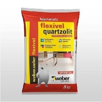 Rejunte Flexível Saco30kg Bege - Ref.0107.00013.0030FD - QUARTZOLIT