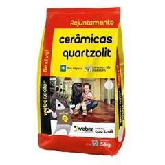 Rejunte Flexível Saco com 5kg Preto Grafite - Ref.0107.00042.0030FD - QUARTZOLIT