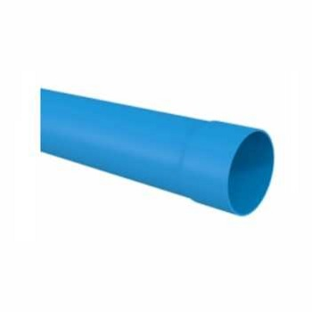 Tubo Irrigação PVC 50mm LF Pressão Nominal 40 Ponta Bolsa Lisa 6m - Ref.15202050 - TIGRE