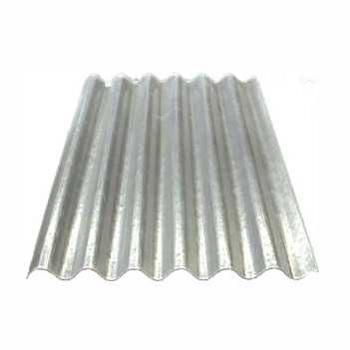 Telha Translúcida Fibra de Vidro 1,22x1,10m 0,8mm - Ref. 03020073 - FORTLEV