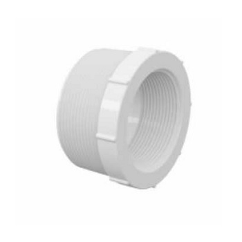 Bucha Redução PVC 2x1.1/4 Roscável - Ref.20022671 - TIGRE
