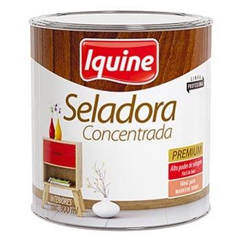 Selador para Madeira Laca 900ml Incolor - Ref.11100104 - IQUINE