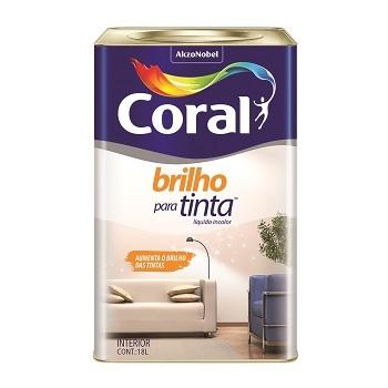 Liquido Brilho Incolor 18Lt. - Ref. 5202601 - CORAL