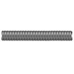 Barra Roscada Aço 1/4 Zincada - Ref. 24215101 - CISER
