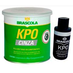 Adesivo Selante 400g Brascoved KPO Cinza - Ref. 3030002 - BRASCOLA