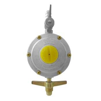 Regulador Gás Zamac Borboleta Grande 506/01 Botijão - Ref. 018559 - ALIANÇA