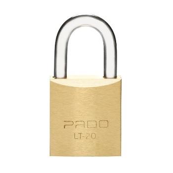 Cadeado de Latão 20mm - Ref.51000014 - PADO