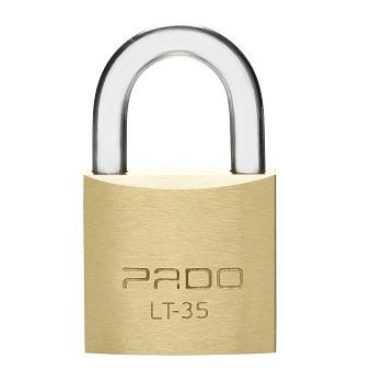 Cadeado de Latão 35mm - Ref.51000017 - PADO