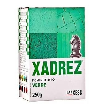 Corante Pó 250g Xadrez Verde - Ref. 67989 - LANXESS