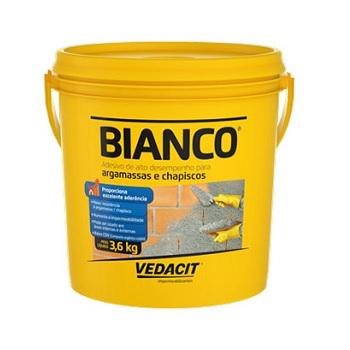 Adesivo Argamassa/Chapisco 3,6kg Bianco - Ref.121507 - VEDACIT