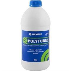 Adesivo PVC 850g Polytubes - Ref. AA006 - PULVITEC
