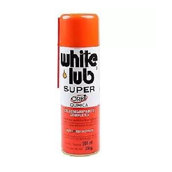 Lubrificante Spray 300ml White Lub - Ref. 146 - ORBI