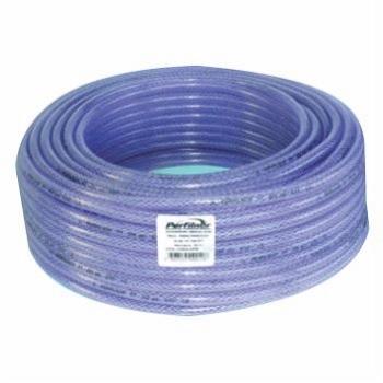 Mangueira PVC 3/4 50m Cristal Trançada - Ref. 9015 - PERFILNOR