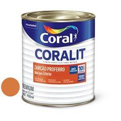 Coralit Zarcão Proferro 900ml - Ref. 5202668 - CORAL