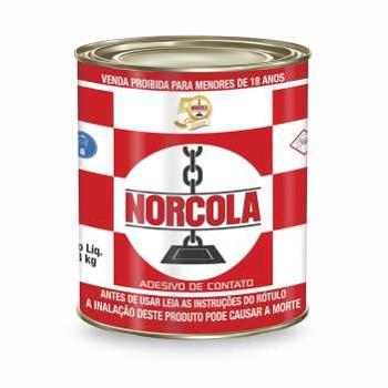 Adesivo Contato Lata 200g - Ref. 1000007 - NORCOLA
