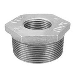Bucha Redução Galvanizada 1.1/2x1 Roscável - Ref.120104133 - TUPY