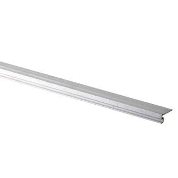 Perfil Alumínio Trilho Simples 6m - Ref.128 - FAMACOL