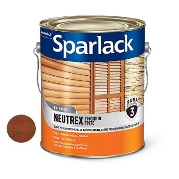 Verniz Brilhante 3,6 Litros Neutrex Imbuia - Ref.5203068 - SPARLACK