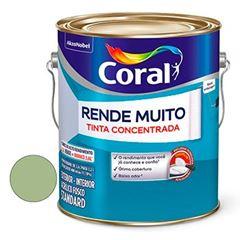 Tinta Acrílica Fosca Rende Muito Verde Kiwi 3,6 Litros - Ref. 5202206 - CORAL