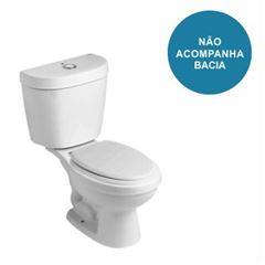 Caixa Acoplada 3 e 6 Litro Ecoflusch Infantil Branca - Ref.1085700015300 - CELITE
