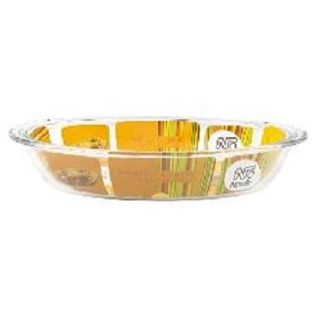 Assadeira em Vidro 4 Litros Oval Sempre Incolor - Ref.68140200803188 - NADIR