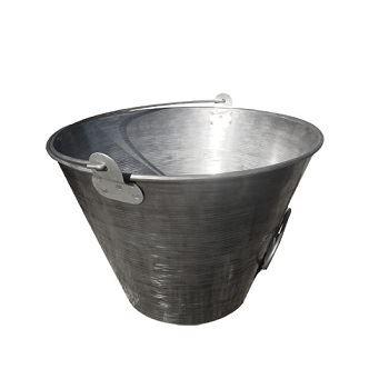 Balde em Aço 10 Litros - Ref. 420010 - MOMFORT