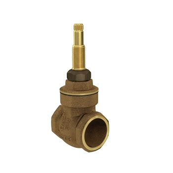Registro Gaveta Bronze 3/4 Base - Ref. 4509202 - DECA