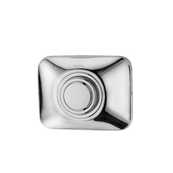 Acabamento para Válvula em Metal Antivandalismo Cromado - Ref.01505006 - DOCOL