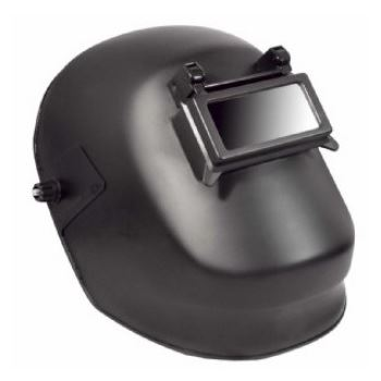 Máscara de Polipropileno com Visor Articulado para Solda - Ref. 010153110 -  CARBOGRAFITE