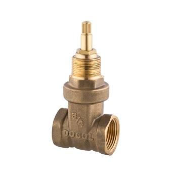 Registro Gaveta Bronze 3/4 Base 1509 - Ref.25130600 - DOCOL