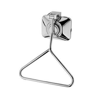 Acabamento para Válvula em Metal Benefit Cromado - Ref.00184906 - DOCOL