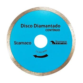 Disco Diamante 105m Contínuo Porcelana Premium - Ref.4073 - STAMACO