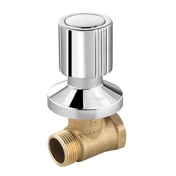 Registro Pressão Metal 3/4 Itapema Bella Cromado - Ref.00163060 - DOCOL