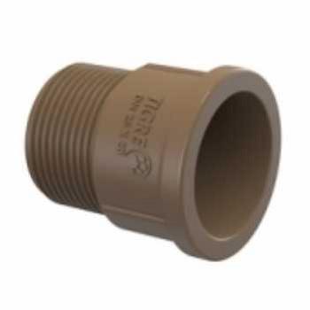 Adaptador Soldável PVC 20x1/2 Curto - Ref.22190210 - TIGRE