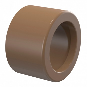 Bucha Redução PVC 25x20mm Soldável Curta - Ref.22066676 - TIGRE