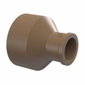 Bucha Redução PVC 40x25mm Soldável Longa - Ref.22076825 - TIGRE