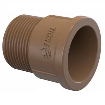 Adaptador Soldável PVC 50x1.1/2 Curto - Ref.22190512 - TIGRE