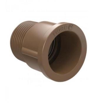 Adaptador Soldável PVC 32x1 Curto - Ref.22190334 - TIGRE