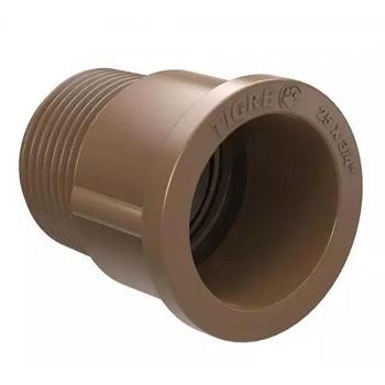 Adaptador Soldável PVC 25x3/4 Curto - Ref.22190261 - TIGRE