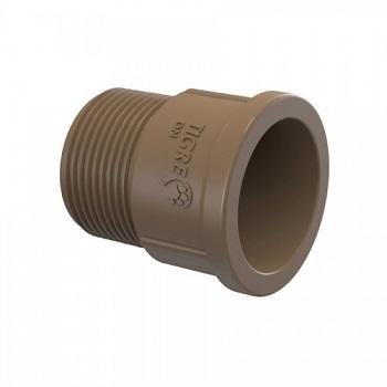 Adaptador Soldável PVC 40x1.1/4 Curto - Ref.22000403 - TIGRE